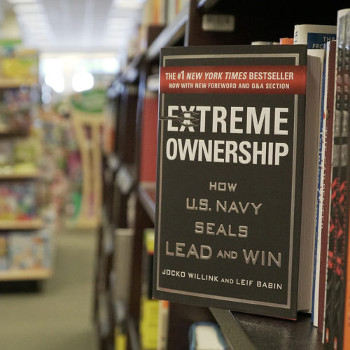 On our shelves: Extreme Ownership