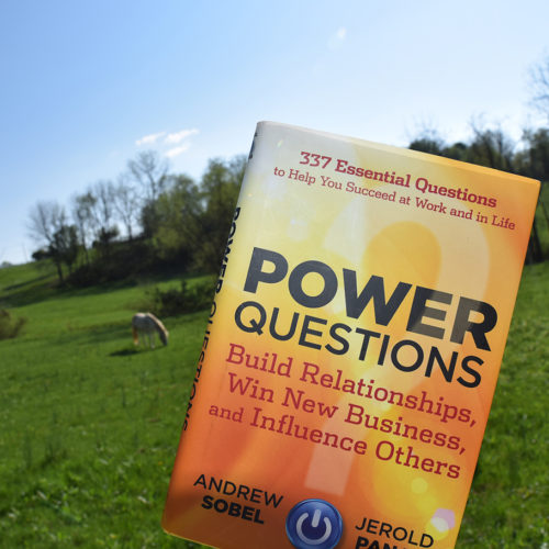 On our shelves: Power Questions