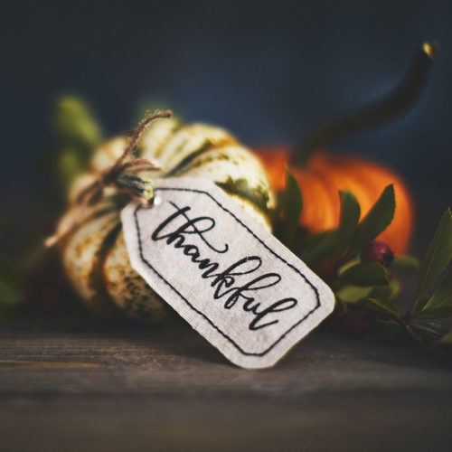 The magic in showing gratitude