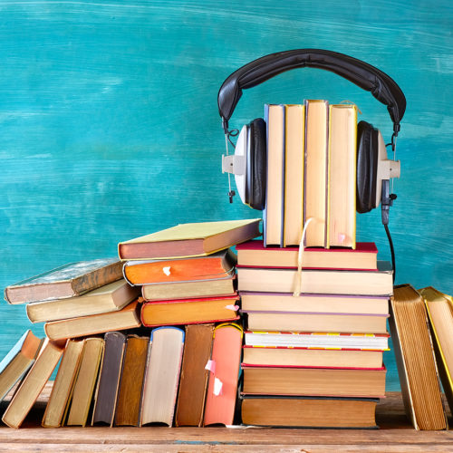 How to become an audiobook addict