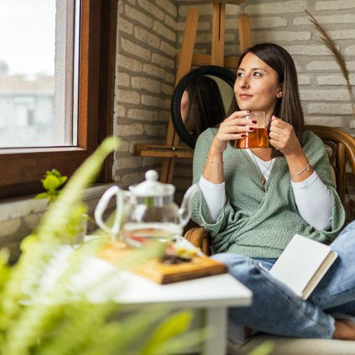 Medicine in a mug: the benefits of herbal teas